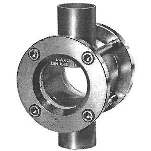Durchfluss-Schauglas Typ 108-FST