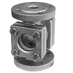 Durchfluss-Schauglas Typ 880-A