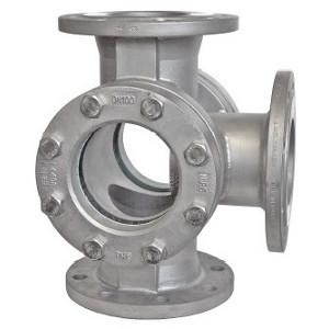 3-Wege Schauglas Armatur Typ 972