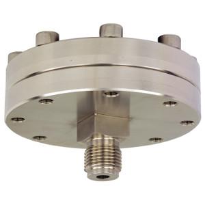 Gewindeanschluss, Membran-Druckmittler Typ 990.40