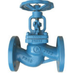 Absperrventil - DIN 3356 - Typ 121