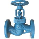 Absperrventil - DIN 3356 - Typ 120
