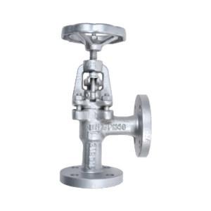 Eckventil - DIN 3356 - Typ 125