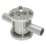 Hochdruck Durchfluss Schauglas PN160