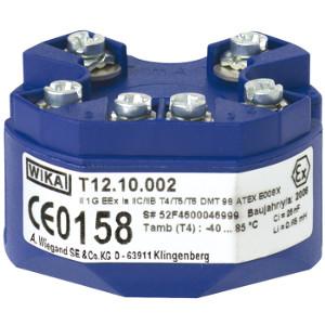 Digitaler Temperatur-Transmitter Typ T12