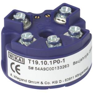 Analoger Temperatur-Transmitter Typ T19