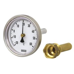 Bimetall-Thermometer Typ 50