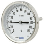 Bimetall-Thermometer Typ 52