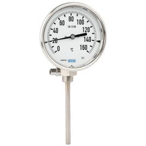 Bimetall-Thermometer mit elektrischem Ausgangssignal Pt100 Typ 54_twintemp