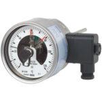 Bimetall-Thermometer mit Schaltkontakten Typ 55-8xx