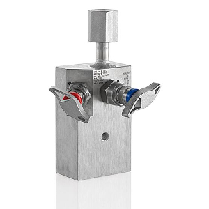 2 - Fach Ventilblock Typ E2A