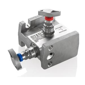 2 - Fach Ventilblock Typ H2A