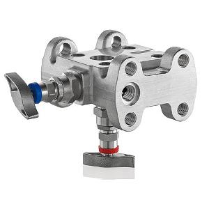 2 - Fach Ventilblock Typ H2TB