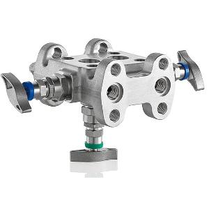 3 - Fach Ventilblock Typ H3TB