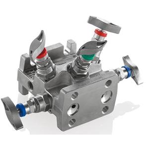 5 - Fach Ventilblock Typ H5A/H5N