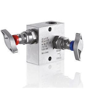 2 - Fach Ventilblock Typ PL (L-Form)