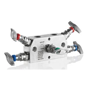5 - Fach Ventilblock Typ R5