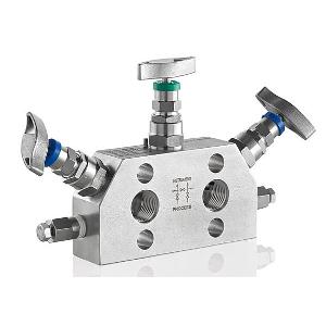 3 - Fach Ventilblock Typ W3RA