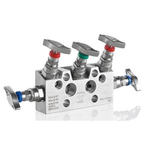 5 - Fach Ventilblock Typ W5AA