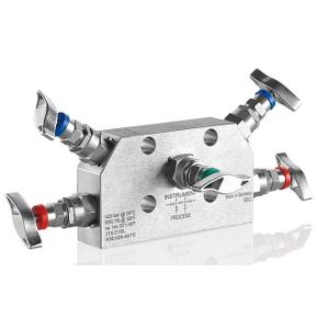 5 - Fach Ventilblock Typ W5EA