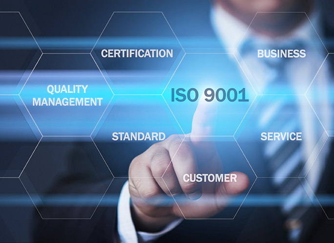 Erfolgreiche Re-Zertifizierung nach DIN ISO 9001:2015